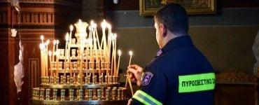 Η Πυροσβεστική του Ναυπλίου τίμησε τους προστάτες της