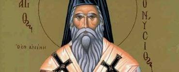 Εορτή Αγίου Διονυσίου του εν Ζακύνθω Αρχιεπισκόπου Αιγίνης