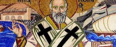 Εορτή Αγίου Νικολάου Αρχιεπισκόπου Μύρων της Λυκίας του θαυματουργού