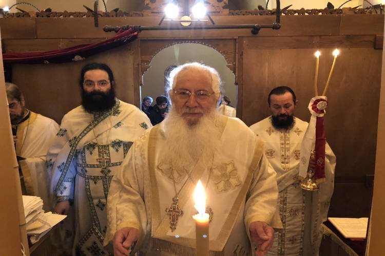 Εγκαίνια Ιερού Ναού στη Μονή Αγίας Τριάδος Πλαταιών