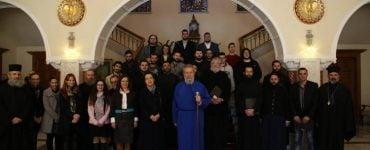 Χριστουγεννιάτικα κάλαντα από τη Θεολογική Σχολή Κύπρου