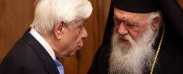 Συμπαράσταση προς την Εκκλησία εξέφρασε ο Πρόεδρος της Δημοκρατίας