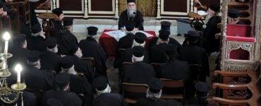 Ιερατική Σύναξη Δεκεμβρίου στη Μητρόπολη Άρτης
