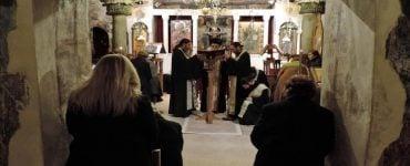 Αρχιερατικό Ευχέλαιο στην Αγία Θεοδώρα Άρτης