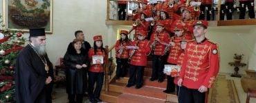 Τα κάλαντα της Πρωτοχρονιάς στον Άρτης Καλλίνικο