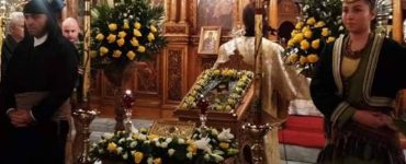 Ο Βόλος υποδέχθηκε Λείψανο Οσίου Γεωργίου του Καρσλίδη