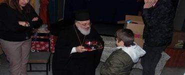 Χριστουγεννιάτικες επισκέψεις του Διδυμοτείχου Δαμασκηνού