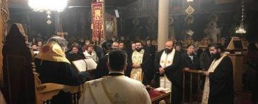 Αρχιερατικό Ευχέλαιο στον Άγιο Νικόλαο Ελευθερουπόλεως