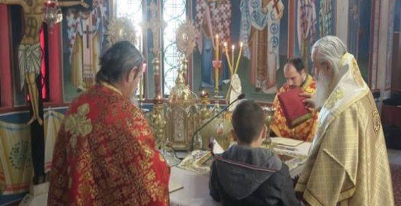 Κυριακή των Αγίων Προπατόρων στη Λαμία