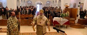 Εορτή του Οσίου Πορφυρίου στη Μητρόπολη Ιεραπύτνης