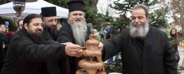 Το Χριστουγεννιάτικο Χωριό της Κυρά Παράδοσης στη Μητρόπολη Καλαμαριάς