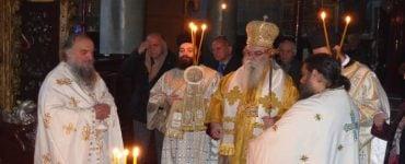 Εορτασμός του Οσίου Νεκταρίου του Καρεώτου στη Μητρόπολη Καστορίας (ΦΩΤΟ)