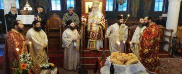 Εορτή του Αγίου Ιγνατίου στην Νέα Ζούζουλη Καστοριάς (ΦΩΤΟ)