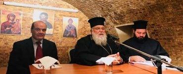Ιερατική Σύναξη στη Μητρόπολη Κερκύρας ενόψει Χριστουγέννων