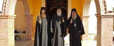 Κουρά Μεγαλόσχημου Μοναχού στη Μητρόπολη Κερκύρας