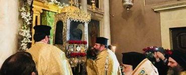 Η Κέρκυρα εορτάζει τον προστάτη της Άγιο Σπυρίδωνα