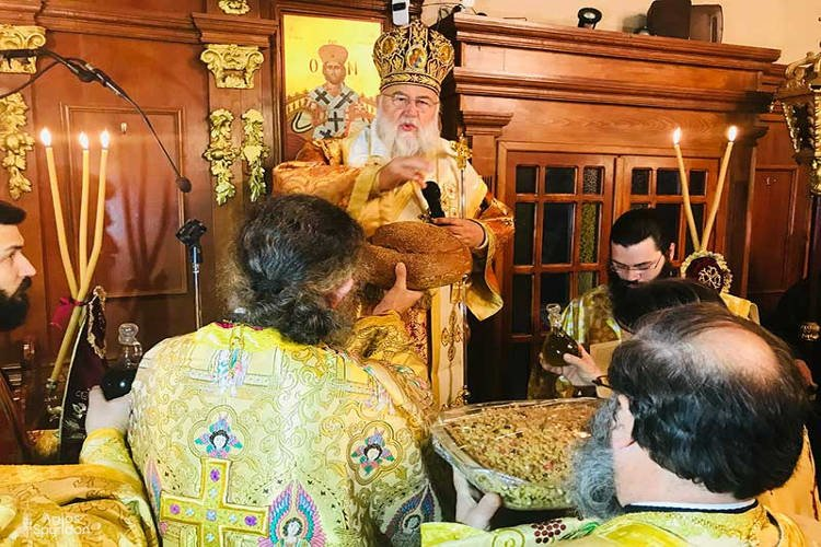 Κερκύρας Νεκτάριος: Ο Χριστιανός να μην δειλιάσει μπροστά στο μαρτύριο