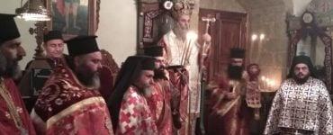 Εορτή Αγίου Στεφάνου στη Μητρόπολη Κισάμου