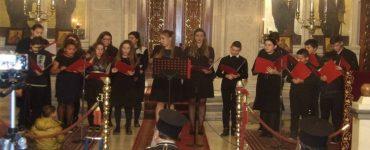 Χριστουγεννιάτικη εκδήλωση στη Μητρόπολη Κορίνθου
