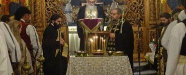 Αρχιερατικό Ευχέλαιο στον Άγιο Γεώργιο Λαρίσης