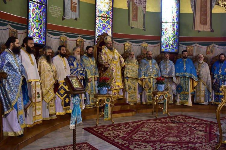 Η Εορτή του Αγίου Νικολάου στη Λάρισα