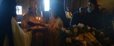 Η εορτή του Οσίου Πορφυρίου στη Μητρόπολη Μάνης (ΦΩΤΟ)