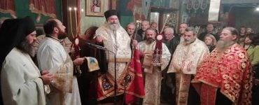 Η εορτή του Αγίου Σπυρίδωνος στη Μητρόπολη Μάνης