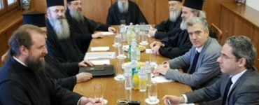 Πρώτη Συνεδρίαση Επιτροπής διαλόγου της Εκκλησίας με την Πολιτεία