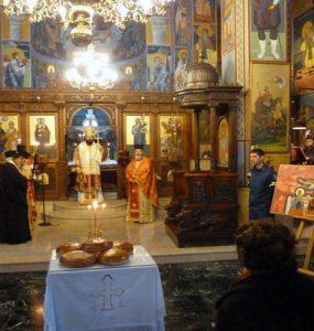 Η Εορτή Αγίων Τριών Παίδων στη Μητρόπολη Πέτρας