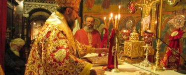 Η εορτή των Χριστουγέννων στη Μητρόπολη Σύμης