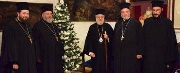 Παιδιά Κατηχητικών της Μυκόνου δόξασαν τη Γέννηση του Χριστού