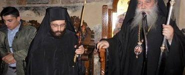 Κουρά Μοναχού στην Μονή Αγίων Αναργύρων Πάρνωνα