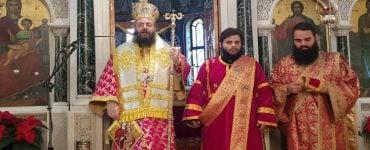 Εορτή Συλλήψεως της Αγίας Άννας στη Μητρόπολη Τρίκκης