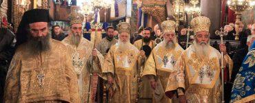Λαμπρός εορτασμός του Πολιούχου της Κοζάνης Αγίου Νικολάου