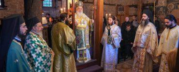 Εορτή του Οσίου Παταπίου στη Βέροια (ΦΩΤΟ)