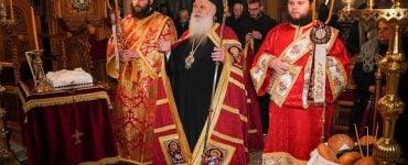 Αγρυπνία Αγίων 5 Μαρτύρων στη Μονή Παναγίας Δοβρά