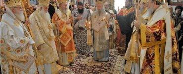 Εορτή Οσίου Πορφυρίου στον Άγιο Ιωάννη Αλιβερίου