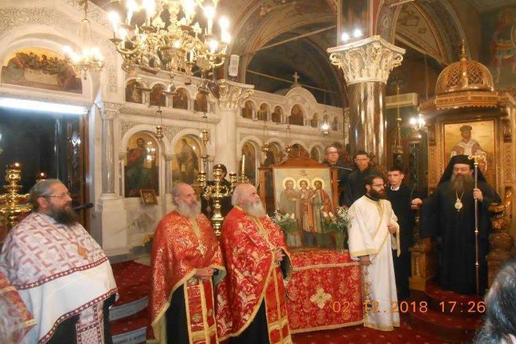 Η Χίος τίμησε τον Άγιο Νεομάρτυρα Αγγελή