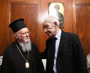 Επίσκεψη Δημάρχου Θεσσαλονίκης στο Οικουμενικό Πατριαρχείο
