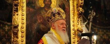 Μήνυμα του Οικουμενικού Πατριάρχη για τα Χριστούγεννα