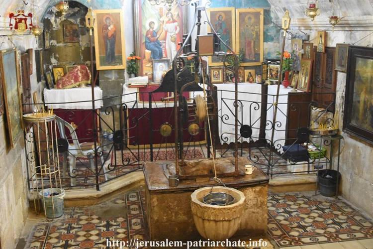 Εορτή Αγίου Φιλουμένου Αγιοταφίτου στο Πατριαρχείο Ιεροσολύμων