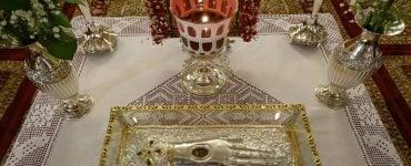 Εσπερινός Αγίας Βαρβάρας στη Νέα Ιωνία