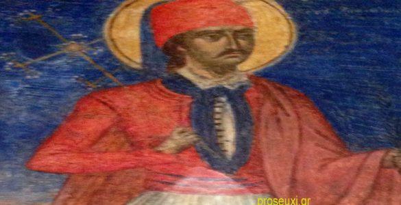 Υποδοχή Λειψάνου Αγίου Γεωργίου εξ Ιωαννίνων στη Δάφνη