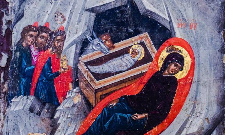 Ο Χριστός γεννήθηκε, παιδιά του Θεού