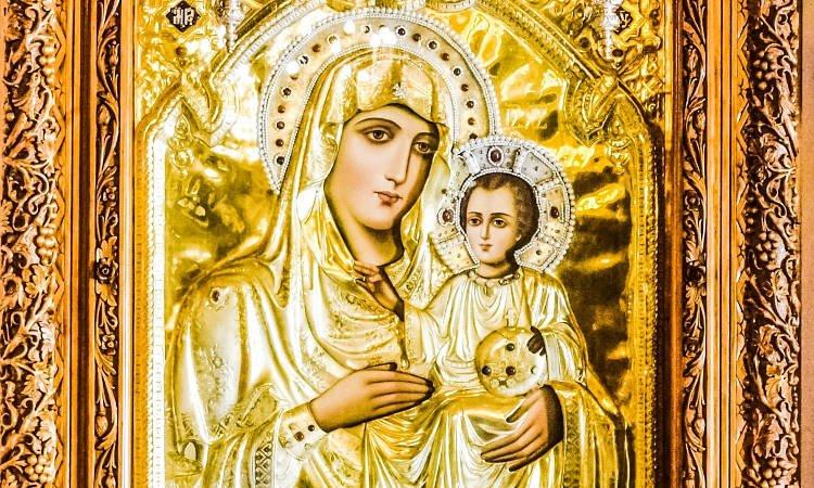 Παρακλήσεις Παναγίας Ιεροσολυμίτισσας στη Δραπετσώνα