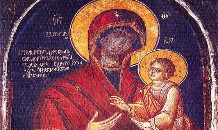 Παρακλητικός Κανών Παναγίας Γοργοεπηκόου