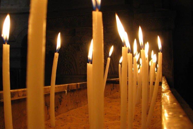 Προσευχή για τη νέα χρονιά