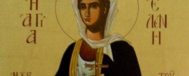 Τιμία Κάρα Αγίας Ελένης εκ Σινώπης στο Ριζοχώρι Αριδαίας