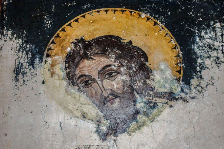 Άγιος Ιωάννης Πρόδρομος προστάτης των Μοναχών