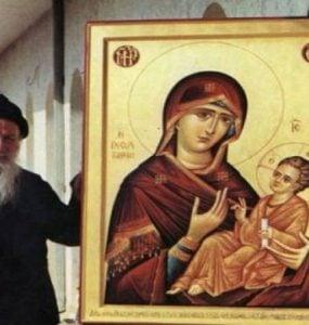 Άγιος Πορφύριος: Είδα έναν άγιο ζωντανό...
